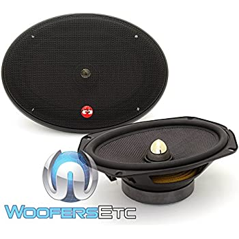 amazon com cl 69s slim cdt audio 6 x 9 180w rms carbon fiber rh amazon com 4 Ohm Speaker Wiring Speaker Wiring Configurations
