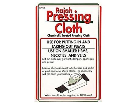 Sullivans Rajah Pressing Cloth