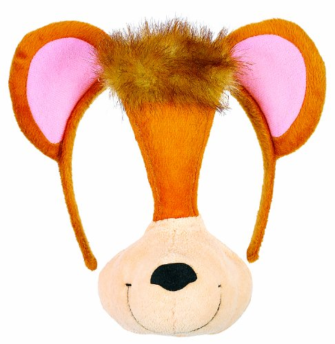 Small World Toys Furree Faces - Monkey Mask w/sound