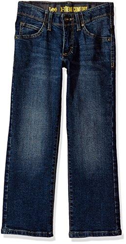 LEE Big Boys' Sport X-Treme Comfort Jean, Kreed, 8 Slim