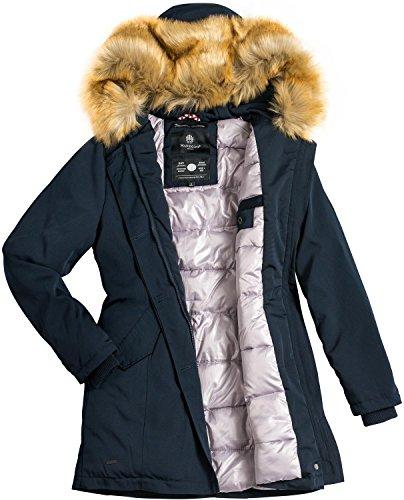 5xl 15 Donna Colori Da Cappotto Camuffamento Marikoo xxl Karmaa Xs Invernale Xs nSwqY41ZH