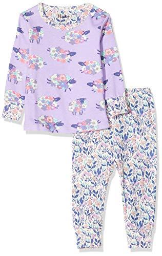 Hatley Organic Cotton Long Sleeve Pyjama Sets baby meisjes Pyjama Sets