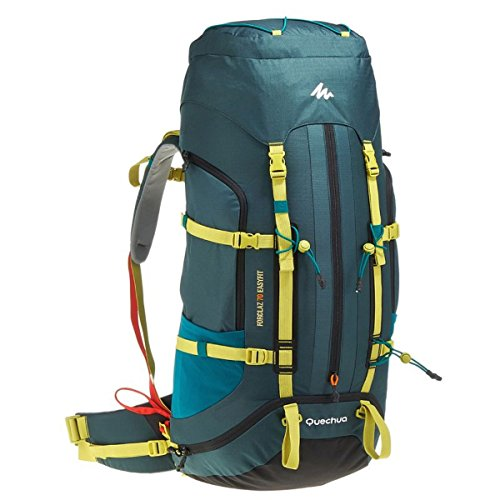 Price comparison product image DECATHLON QUECHUA FORCLAZ 70L EASYFIT MULTIDAY TREKKING BACKPACK DARK GREEN