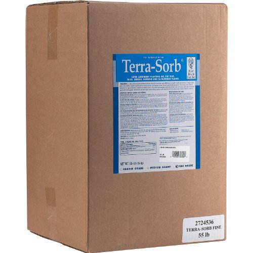 Fine Grade Terra-Sorb - 55 lb Box