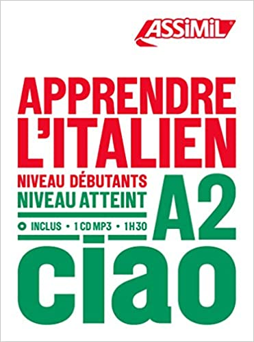 Apprendre L Italien Niveau A2 Book 1 Cd Mp3 Amazon Co