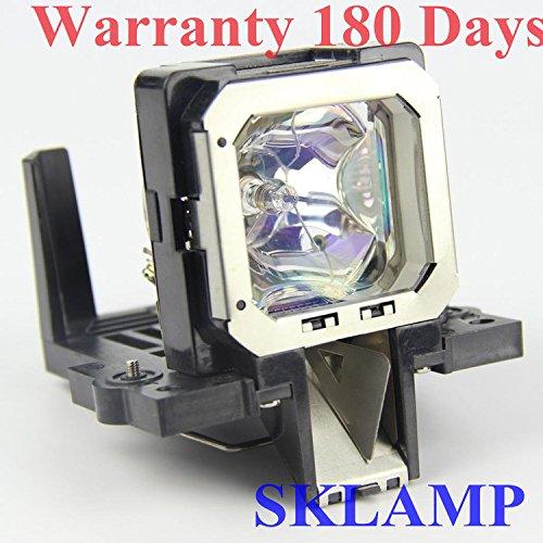 Sklamp PK-L2210U Replacement Lamp with Housing for JVC DLA-F110 DLA-RS40 DLA-RS40U Projectors