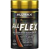 ALLMAX Nutrition - Allflex - Joint Health - 3X Strength - Glucosamine + Collagen - 60 Count