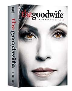 The Good Wife - Temporadas 1-3 [DVD]