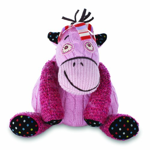 Nat and Jules Plush Toy, Priscilla The Pony Nat Sea Wool