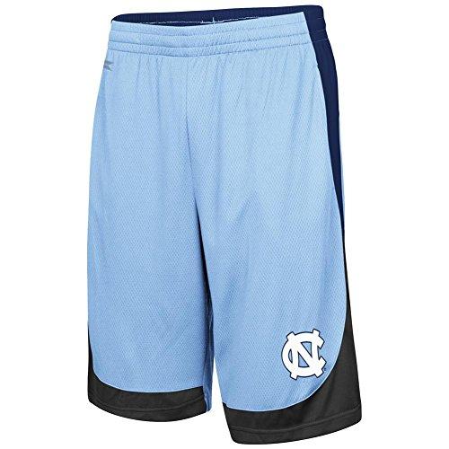 Colosseum North Carolina Tarheels UNC Shorts Youth Basketball Shorts (YTH (Unc Basketball Shorts)