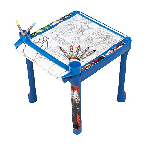 Sambro AVE-S13-4064 Avengers Assemble Colouring Table