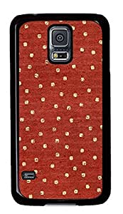 Samsung Galaxy S5 patterns abstract parallax red 70 PC Custom Samsung Galaxy S5 Case Cover Black