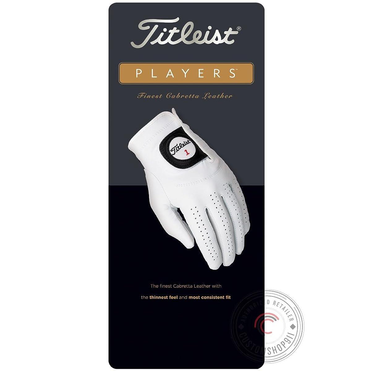 [해외] TITLEIST 2013선수 글러브 피트TO LEFT HAND REGULAR LARGE