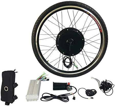vcbbvghjghkhj-UK 1000W eléctrico E Bicicleta Kit de conversión 26 ...