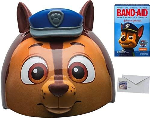 Paw Patrol - Patinete de 3 ruedas, 9 pc Bundle, juego de ...