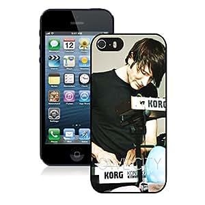 New Unique DIY Antiskid Skin Case For Iphone 5S Owl City iPhone 5s Black Phone Case 345