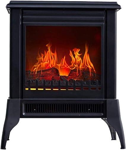 YQSHYP Horno eléctrico calentador, Fuego eléctrico con ...