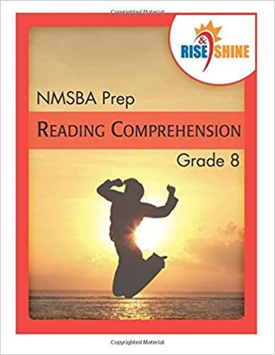 Book Rise & Shine NMSBA Prep Grade 8 Reading Comprehension by Kantrowitz Jonathan D. (2014-07-25)