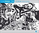 Live Phish Vol. 20: 12/29/94, Providence Civic Center, Providence, Rhode Island by Phish
