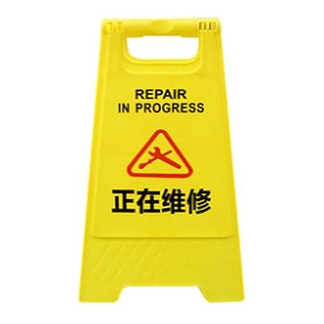 LQQFFBodenschild señales de Piso de Seguridad cuidadoso en ...