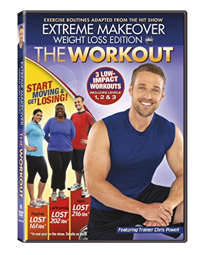 Extreme Makeover Weight Loss Edition: The Workout [DVD] ()