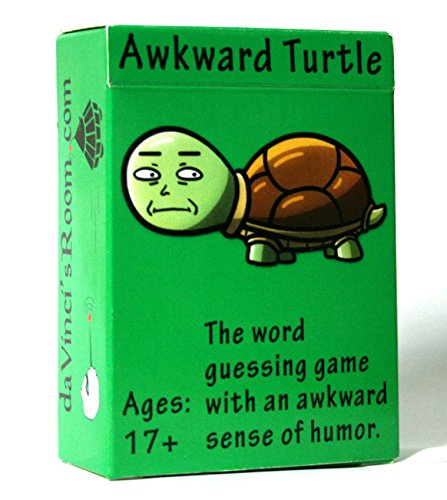 Halloween Drinking Games (Awkward Turtle The Word Card Game for Adults [A Party Game])