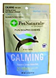 Pet Naturals Of Vermont Calming For Cats Chicken Liver - 21 Soft Chews (Pack of