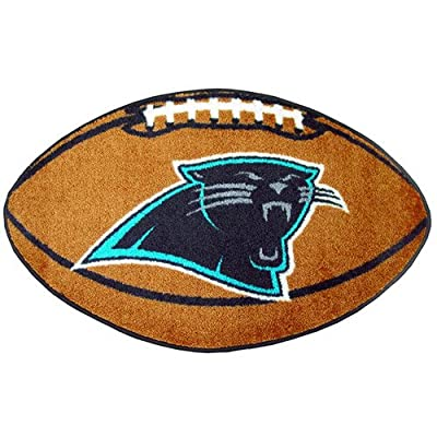 Fanmats Carolina Panthers Team Football Mat