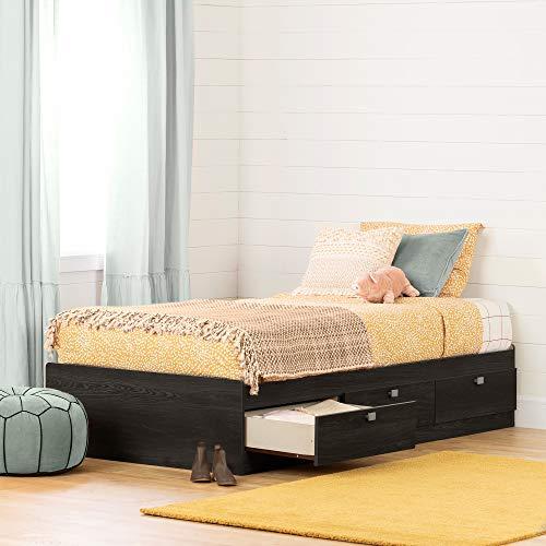 South Shore Furniture Oak Bed - 8