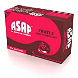 ASAP Fruit & White Chocolate Granola Bars, 40g Each (Box of 6)