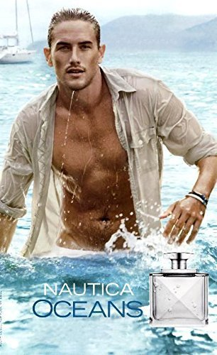 For Nautica Oceans For Men: One With The Water ()