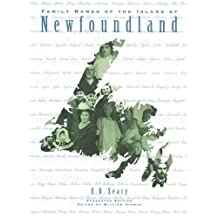 Family Names of the Island of Newfoundland: Corrected Edition