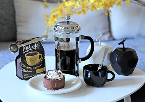 Classic French Press Coffee, Expresso & Tea Maker Complete Bundle Set 34 Oz, 8 Cups Best ...