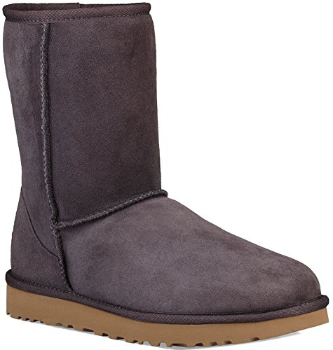 UGG Womens Classic Short II Winter Boot Nightfall Size 6 ()