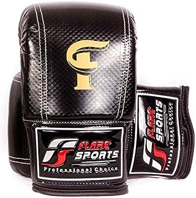 FLAREsports Bag Mitts Boxing Gloves Grappling Punch Bag MMA Training KickBoxing