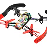 Skin For Parrot Bebop Quadcopter Drone – Wet Paint | MightySkins Protective, Durable, and Unique Vinyl Decal wrap cover | Easy To Apply, Remove, and Change Styles | Made in the USA