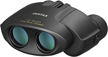 Pentax Up 8x21 Fernglas Schwarz Kamera