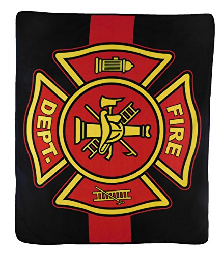 Infinity Republic Fire Department Blanket - Support Local Firefighters!