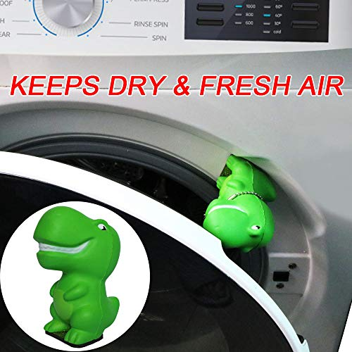Laundry Door Post – Washer Set Lasso Let the Air circulation Washing machine keeps Dry and Fresh Air, Reduce the Cleaning Cost of the washing machine,Laundry Room Decor