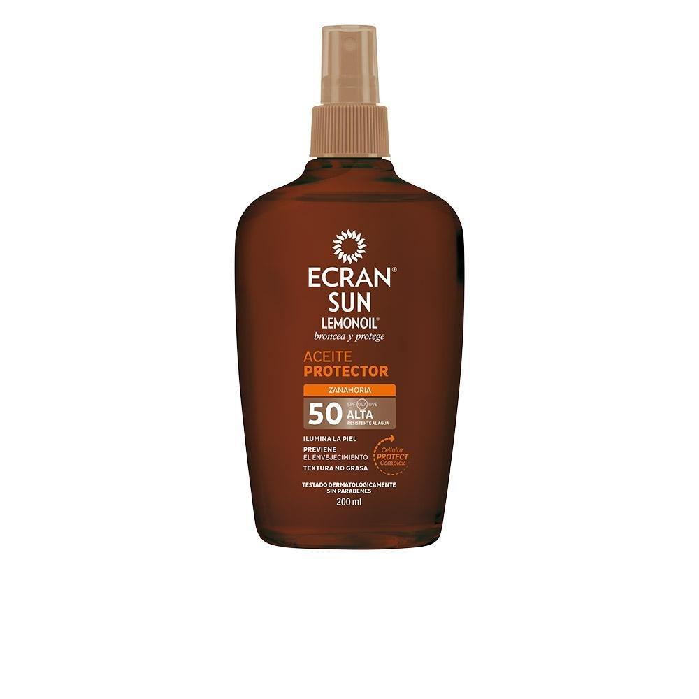 LEMONOIL Sun Oil Spray Carrot LSF 50 Ecran Lemonoil 8411135480674