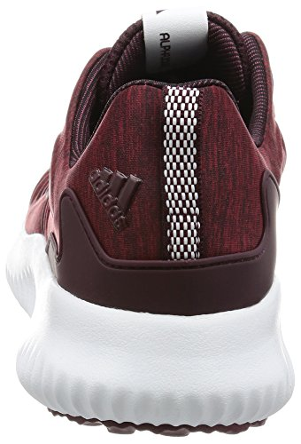adidas alphabounce rc m - Zapatillas de deporte para Hombre, Rojo - (CHMRMB/GRANAT/FTWBLA) 46 2/3