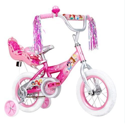 Huffy Disney Princess Girls carrier