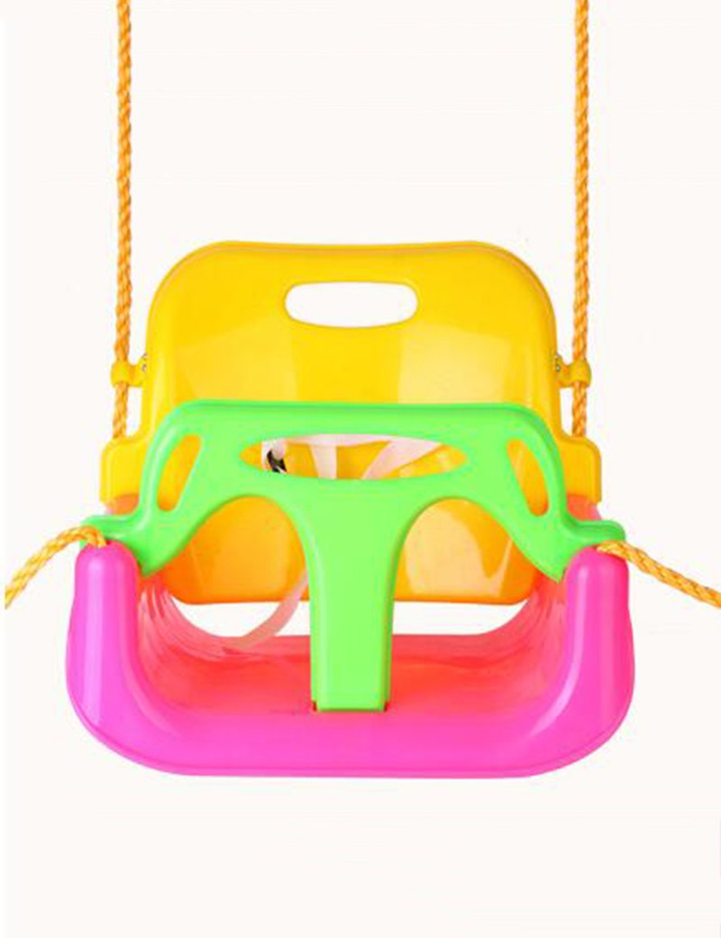 Hängematte Outdoor Freizeit Drinnen Kinder Schwingen Draussen Spielzeug Aufzüge verdreifachen Baby Schaukel Outdoor Schaukel Erwachsene Ultralight Bequeme