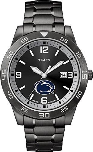 (Timex Penn State University Men's Black Acclaim Watch )
