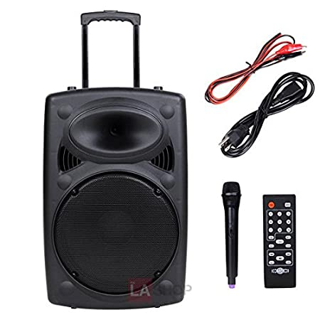 """Review 12"""" Subwoofer, USB and"""