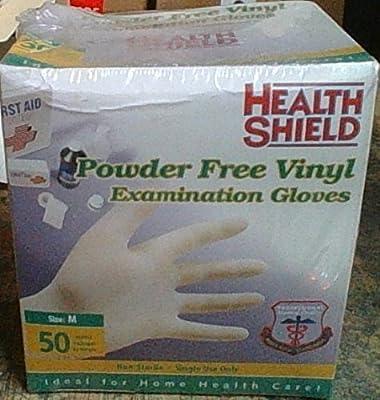 Powder Free Vinyl Examination Gloves