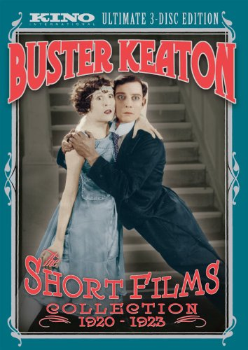 Buster Keaton - Short Films Collection: 1920 - 1923 (3-Disc Ultimate Edition) by Kino Lorber films