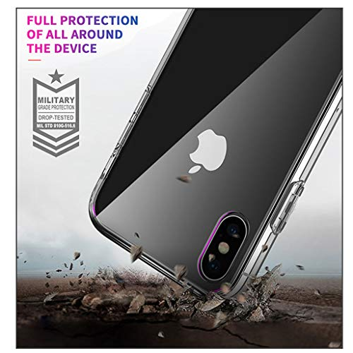 "HHUAN Case Transparent for Xiaomi Redmi Note 9 Pro Max, Shock Absorption Flexible TPU Shell Silicone Gel Resistant Protective Bumper Cover for Xiaomi Redmi Note 9 Pro Max (6.67"") - Romantic Balloon"