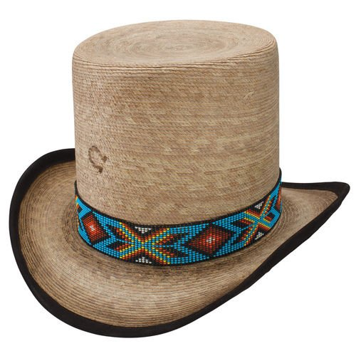 Charlie 1 Horse Outlaw Spirit Top Hat