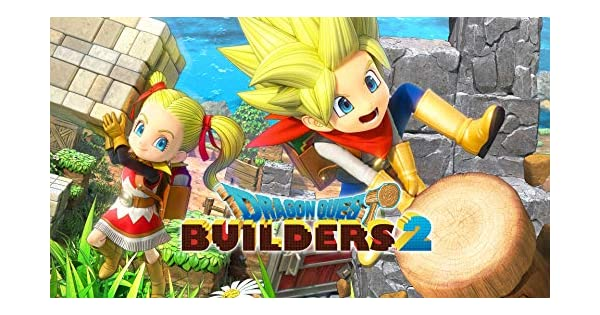Amazon com: DRAGON QUEST BUILDERS 2 - Nintendo Switch